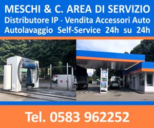 MESCHI E C. AREA DI SERVIZIO