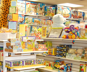 TOYS CENTER INCABA