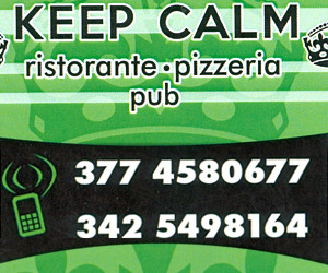 KEEP CALM RISTORANTE PIZZERIA BAR