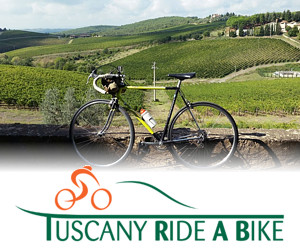 TUSCANY RIDE A BIKE