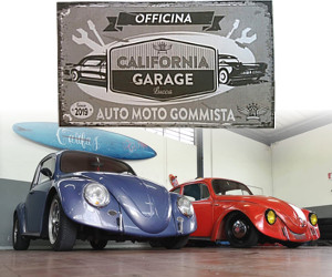 CALIFORNIA GARAGE