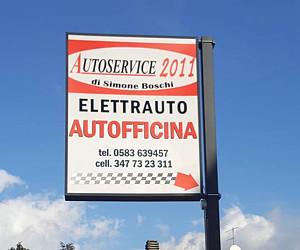 AUTOSERVICE 2011 DI BOSCHI SIMONE