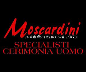 MOSCARDINI ABBIGLIAMENTO DAL 1963