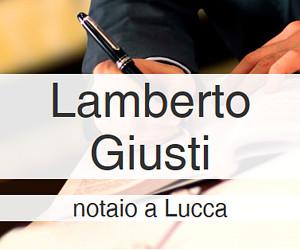 STUDIO NOTAIO LAMBERTO GIUSTI