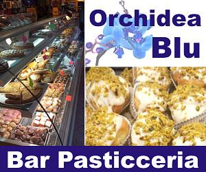 PASTICCERIA ORCHIDEA BLU