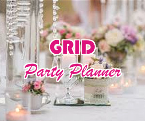 GRID PARTY PLANNER