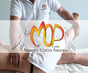 MOP - MASSAGGIO OLISTICO POSTURALE