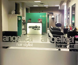 ANGELICA HAIR STYLIST