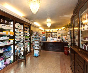 ANTICA FARMACIA MASSAGLI