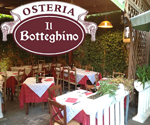 OSTERIA IL BOTTEGHINO