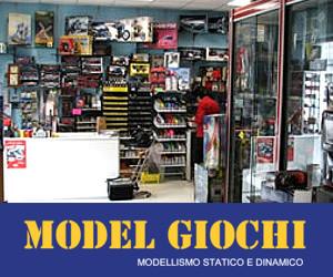 MODEL GIOCHI