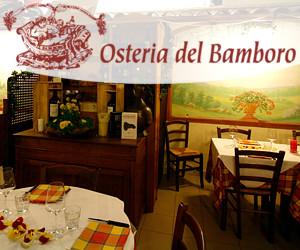 OSTERIA DEL BAMBORO