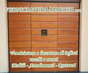 VERNICIATURA MARCHI